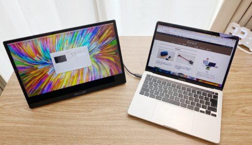 【GeChic On-Lap M505Tレビュー】USB-C1本で接続可能なフルHD&IPS対応の15.6型モバイルモニター